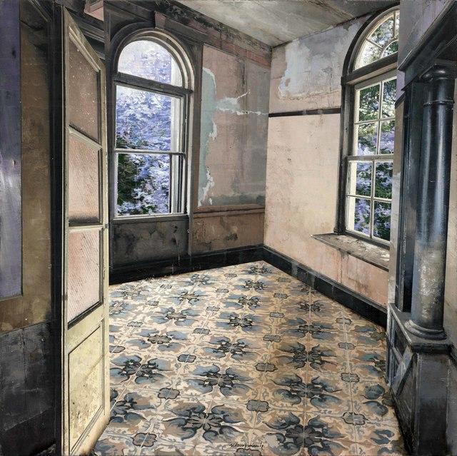 , 'Giardino Fiorito,' 2017, Pontone Gallery