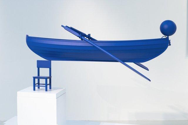 Joseph Klibansky, 'Fishing in Spring', 2019, House of Fine Art - HOFA Gallery