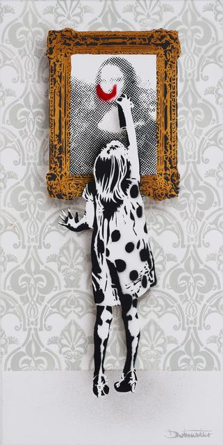 , 'Indigo gets up - Mona gets it ,' 2019, GCA Gallery