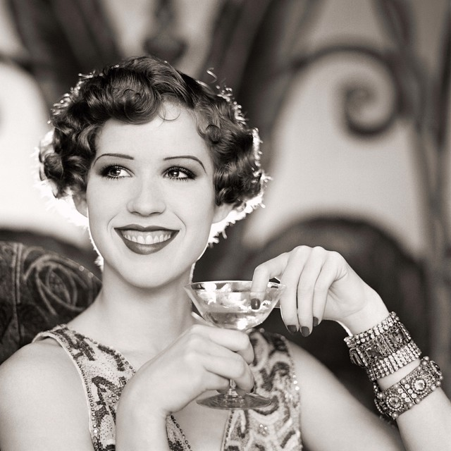 , 'Molly Ringwald, 1920's Style, Los Angeles,' 1985, Fahey/Klein Gallery