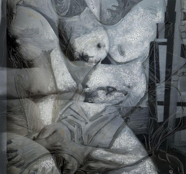 , 'La Dame Combinèe Carrèe,' 2013, Winston Wächter Fine Art