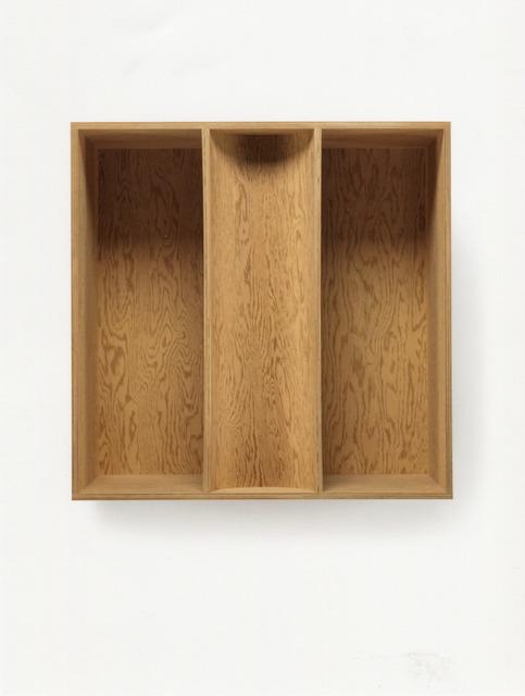 , 'Untitled, 91-7 Ballantine,' 1991, Galerie Greta Meert