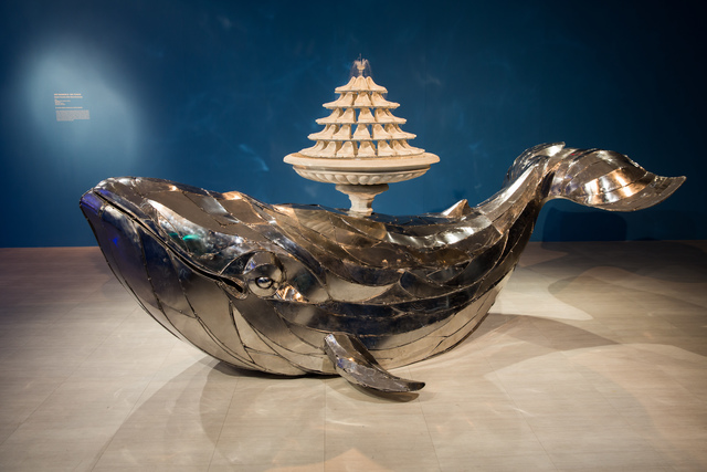 , 'Bryde's Fountain (After Marcel Duchamp),' 2016, Singapore Art Museum (SAM)