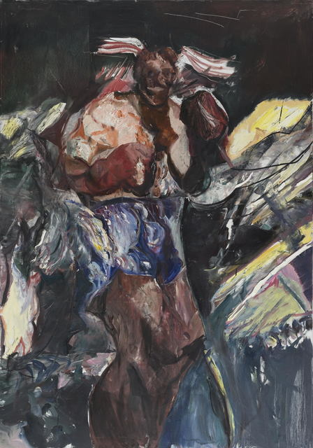 , 'Boxer,' 2016, Arario Gallery