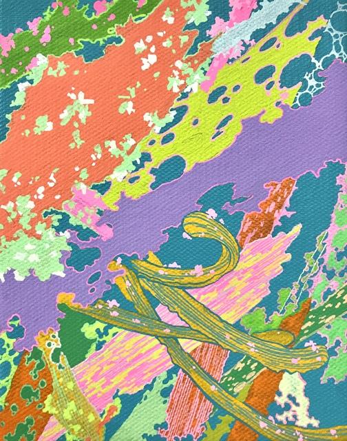 , 'Pollen No. 26,' 2018, ART LABOR Gallery