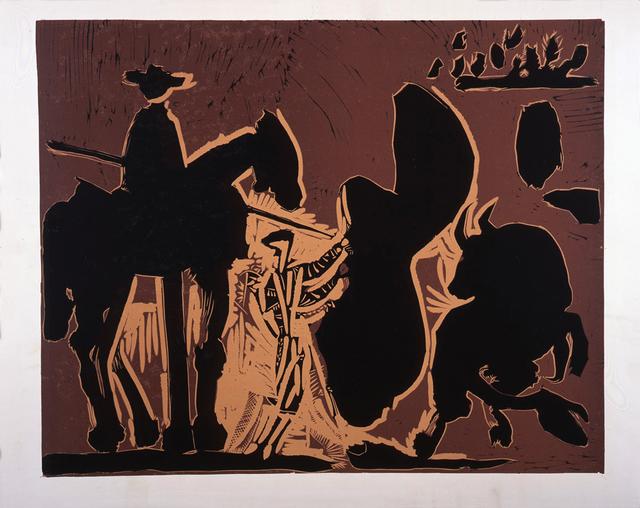 Pablo Picasso, 'Avant la Pique. II', 1959, Frederick Mulder