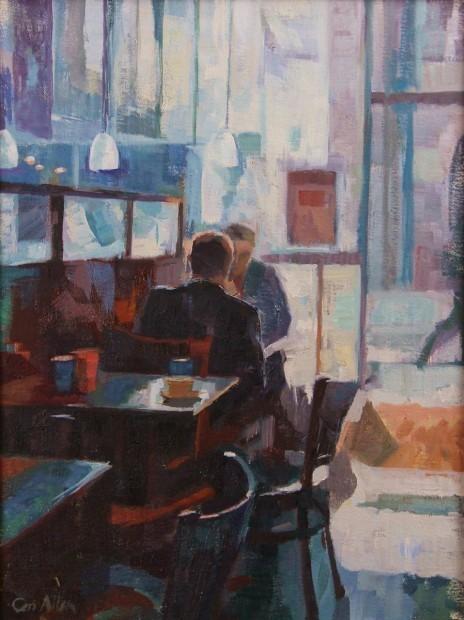 Ceri Allen, 'Near the Royal Academy II', Castlegate House Gallery