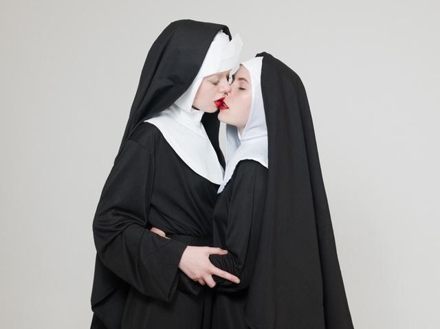 Tyler Shields, 'Nuns', Miller Gallery
