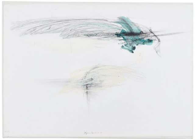 , 'Bird Wings,' 2016, rosenfeld porcini