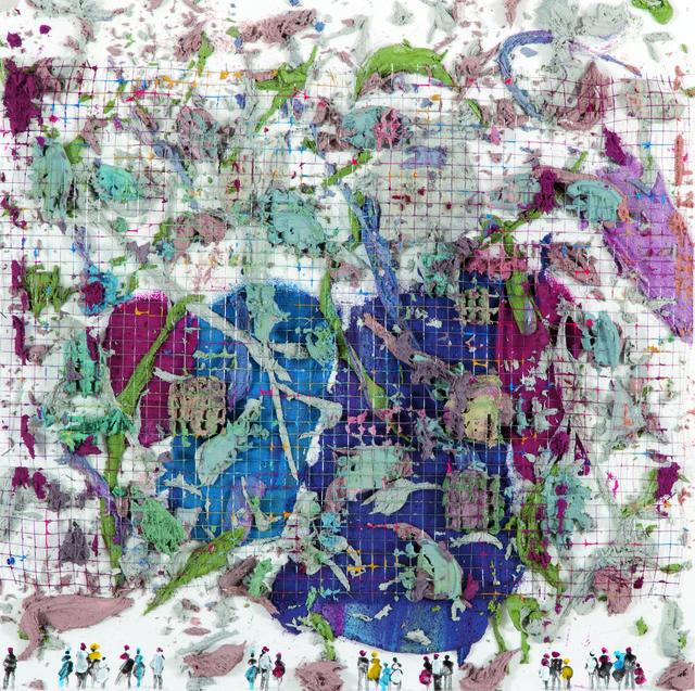 , 'Transformation S,' 2017, Mark Hachem Gallery