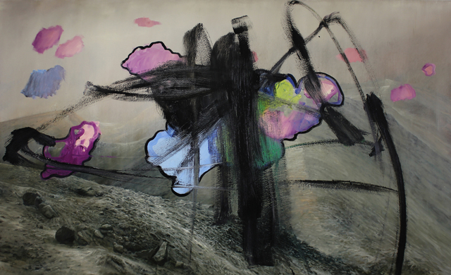 , 'The Redemption,' 2015, Maerzgalerie