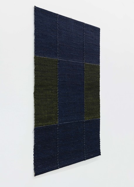 Ria Bosman, 'COVID II', 2020-2021, Painting, Acrylic on woven flax, Tatjana Pieters