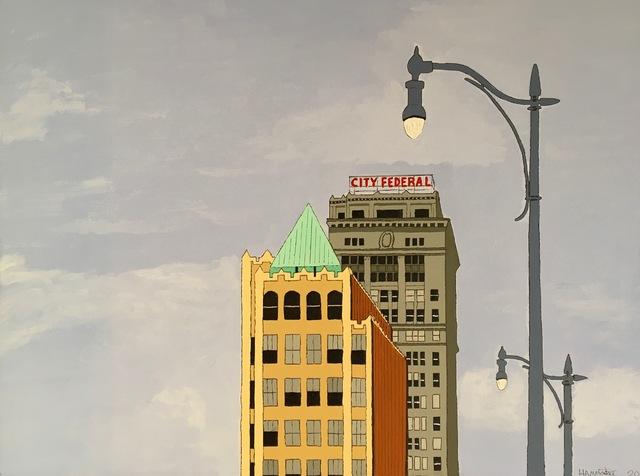 , 'Overcast Afternoon, Birmingham, AL,' 2017, Clyde Hogan Fine Art