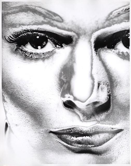 , 'Solarised Portrait,' 1995, Il Ponte Contemporanea