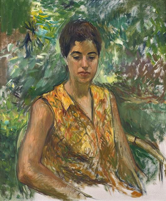 Richard Maury, 'Portrait of Susan', Rago