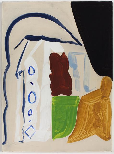 , 'Vestment,' 2013, Wallspace