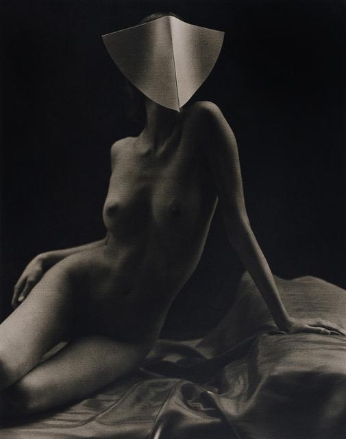 John Casado, 'Untitled 1698', 1995, Photography, Lith silver gelatin print, Andra Norris Gallery
