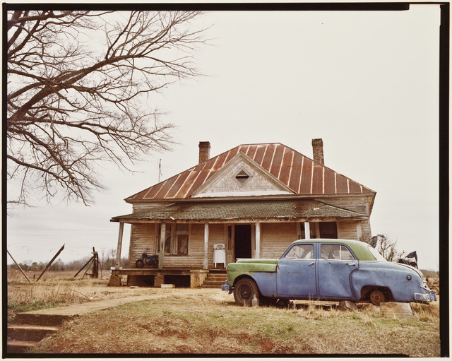 , 'Untitled (House, Car near Akron),' , David Lusk Gallery