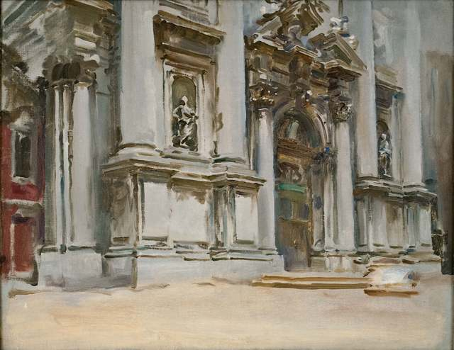 , 'Church of San Stae, Venice,' ca. 1909, Adelson Cavalier Galleries