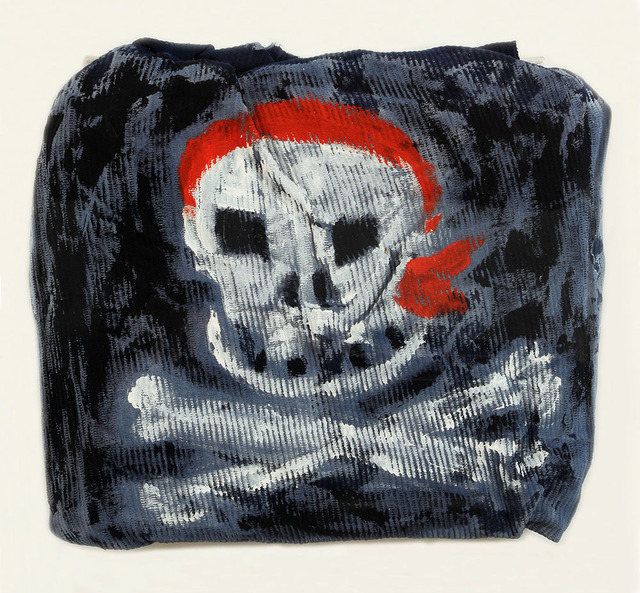 , 'Jolly Roger,' 2017, Contini Art Gallery