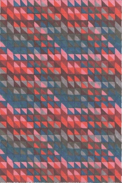, 'Eight Sequence,' 2014, Odabashian