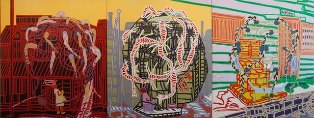 , 'HLM (Habitats à Loyer Modérés),' 2013, Jack Bell Gallery