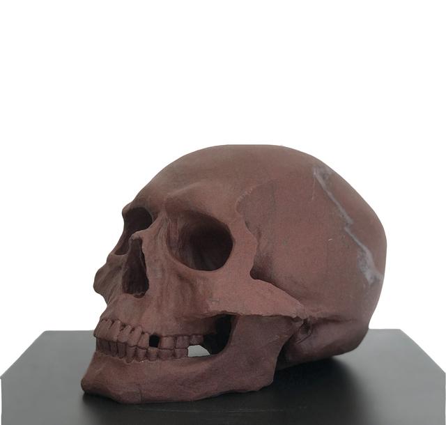 John Bizas, 'Human Skull II', 2018, Artist's Proof