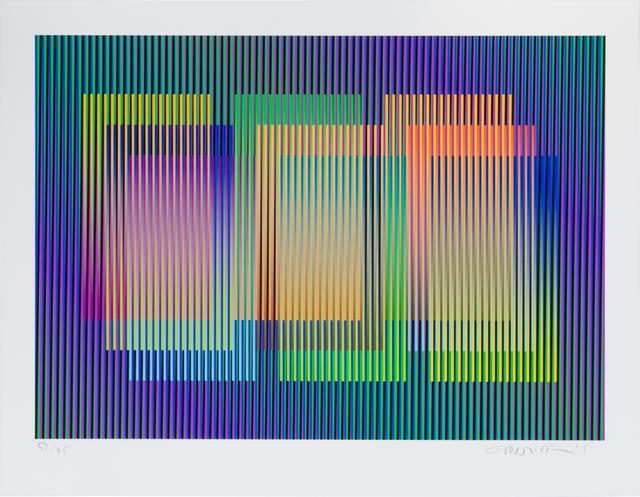 , 'Serie Cardíaca Rectángulo 1,' 2015, Marion Gallery