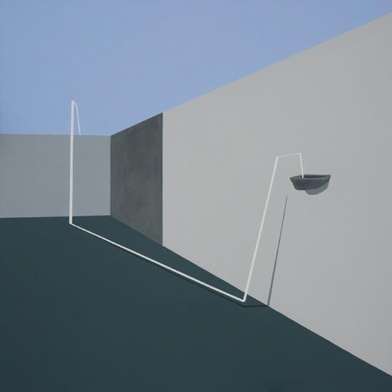 , 'Crazy line,' 2012, Galleria Michela Rizzo
