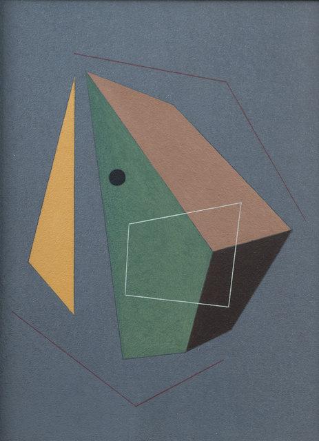, 'Division,' 1941, Weinstein Gallery