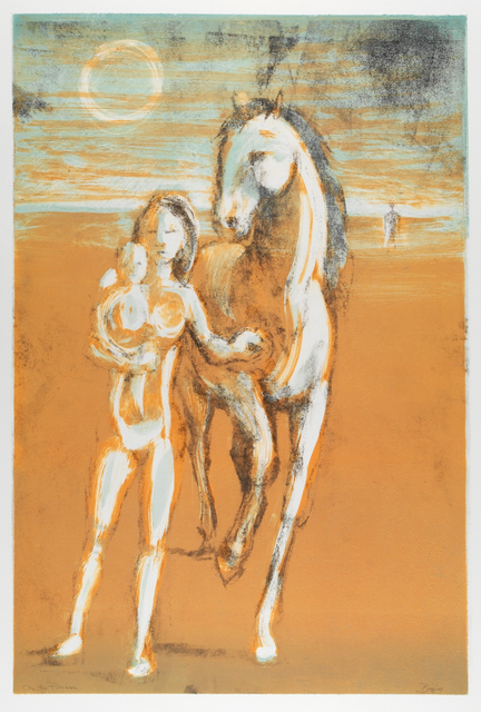 , 'Ode to Picasso,' 2009, Walter Wickiser Gallery