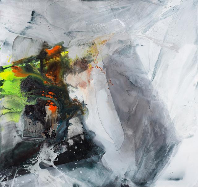 , 'Black Pond,' 2015, Moskowitz Bayse