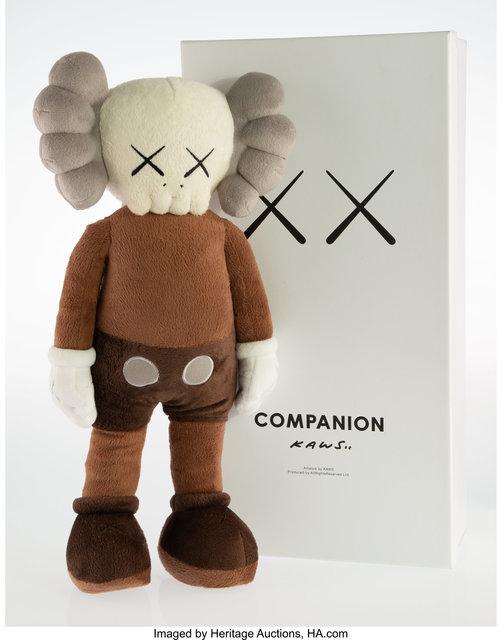 KAWS, 'Companion', 2015, Heritage Auctions