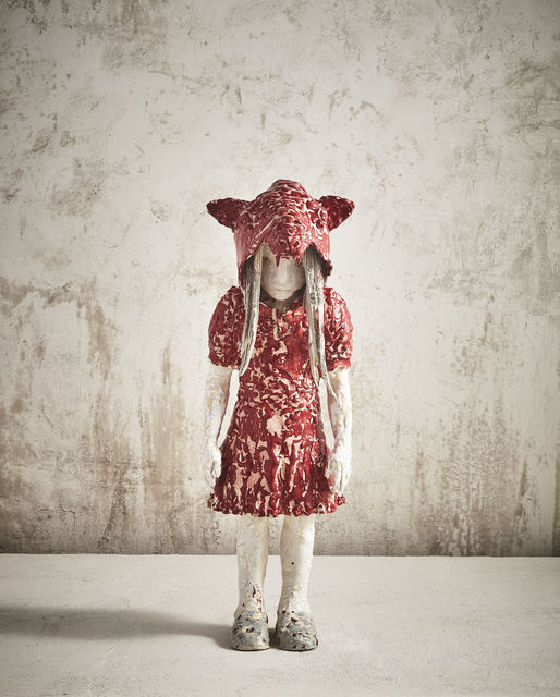 , 'Little Red Riding Hood,' 2017, Jason Jacques Gallery