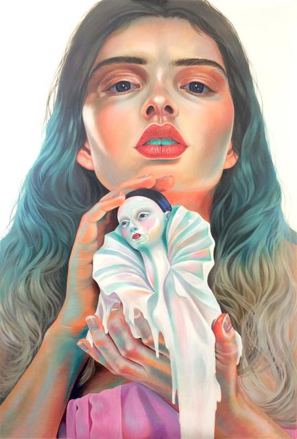 , 'Paradise Lost,' 2017, Massey Lyuben Gallery