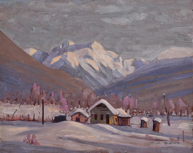 Nicholas Bott, 'Near Moricetown', 2019, Madrona Gallery