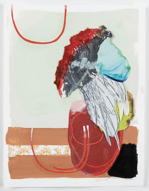 Teresa Roche, 'Floral Series 5', 2019, Miller Gallery Charleston