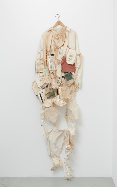 , 'Book in a Shirt,' 1995-2013, Carnegie Museum of Art