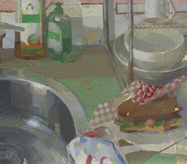 , 'Sandwich #14,' 2018, Gallery 1261