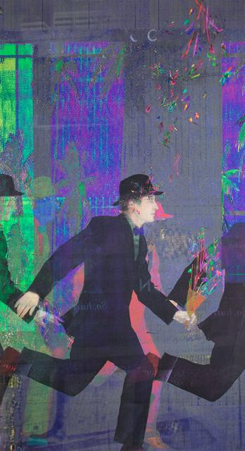 , 'Running Man,' , J. Petter Galleries