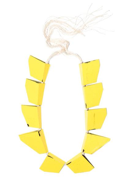 , 'Scale Yellow,' 2014, Ornamentum