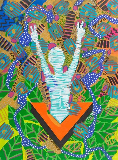 , 'Peace Dance,' 2017, MOV'ART Gallery