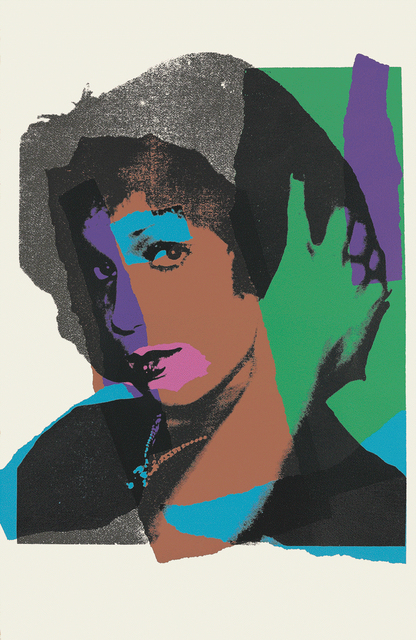 Andy Warhol, 'Ladies and Gentlemen II.132', 1975, Hamilton-Selway Fine Art
