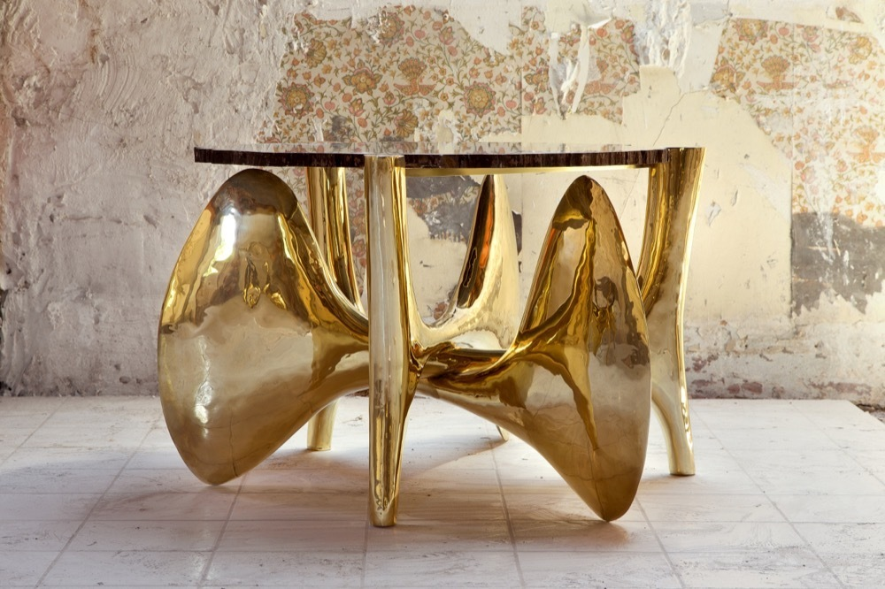 Jacqueline Delubac Coffee Table
