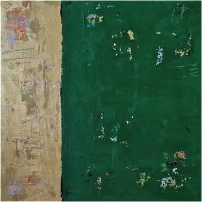, 'Green and Gold XXXIII,' , Orion Contemporary