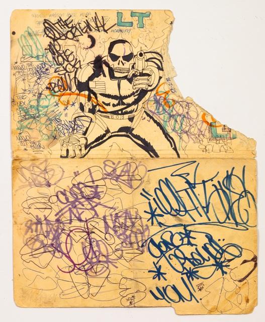 , 'Throw Ups,' 1977-79, James Fuentes
