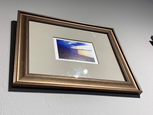 Lj., 'fine art C-print in pearl paper, matted with museum level archival board and framed in rose gold', 2011, Photography, C print, 917 Fine Arts