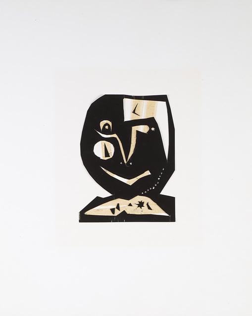 Pablo Picasso, 'Tête', 1958, Il Ponte
