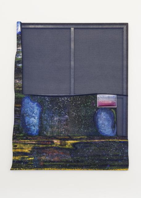 , 'Summer Night Plasticity (Excessive Impressionism) VI,' 2018, Eduardo Secci Contemporary