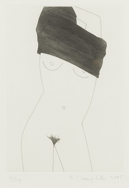 , 'Nude II,' 2005, Childs Gallery